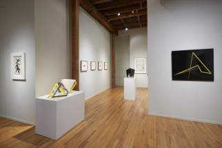 "Installation view of ""Abstracting Gender"" at Cecilia de Torres, Ltd., New York, Cecilia De Torres Ltd."