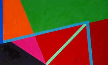 Greens, Reds, Pink and Black II - Inés Bancalari, Cecilia De Torres Ltd.
