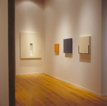 Installation at Cecilia de Torres, New York - César Paternosto, Cecilia De Torres Ltd.