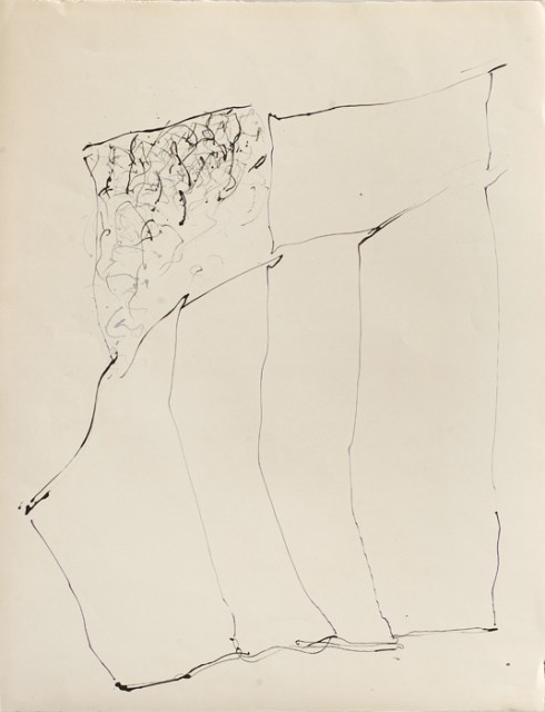GERD LEUFERT, Double drawing, Cecilia De Torres Ltd.