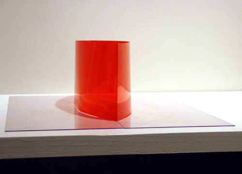 Red Female Maquette - Marta Chilindron, Cecilia De Torres Ltd.