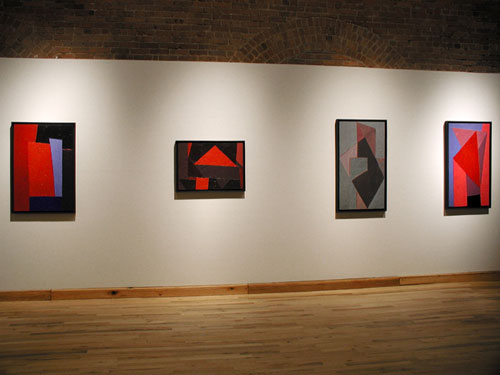 Installation at Cecilia de Torres, New York - Inés Bancalari, Cecilia De Torres Ltd.