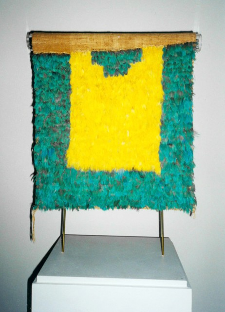 Inca Miniature Feather Tabard, Cecilia De Torres Ltd.