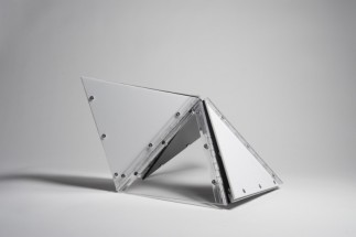 Nine triangles - Marta Chilindron, Cecilia De Torres Ltd.