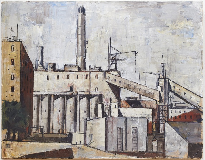 BRUNO FONSECA, Untitled (Factory) - , Cecilia de Torres, Ltd.