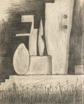 Drawing for Monument - Francisco Matto, Cecilia De Torres Ltd.