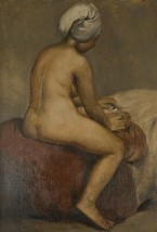 Nude with wraped head - Horacio Torres, Cecilia De Torres Ltd.