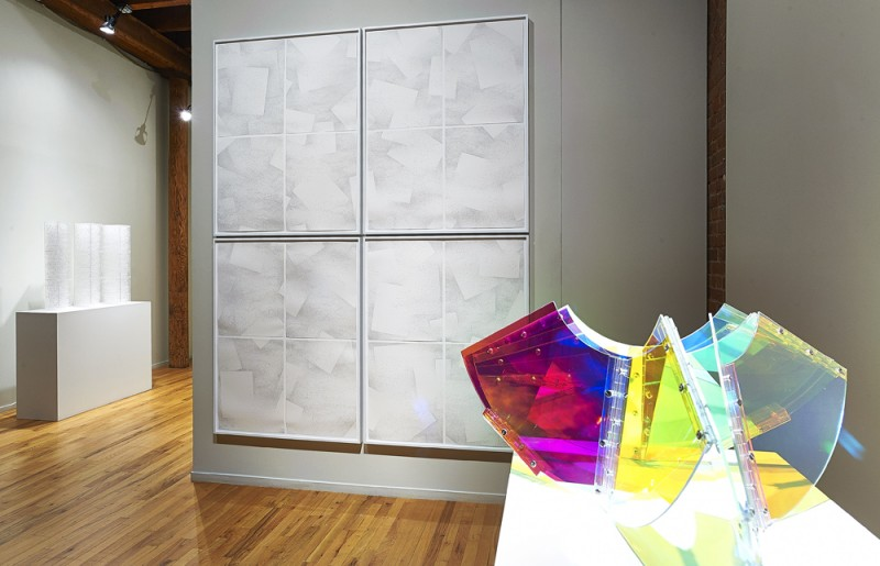 Installation view of Ring at Cecilia de Torres Ltd. New York, Cecilia De Torres Ltd.