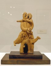 Installation view of Intertwined Couple at the Americas Society Gallery, New York - José Gurvich, Cecilia De Torres Ltd.
