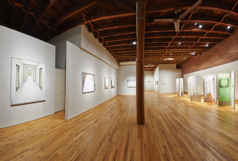 Installation view at Cecilia de Torres Ltd. - Linda kohen, Cecilia De Torres Ltd.