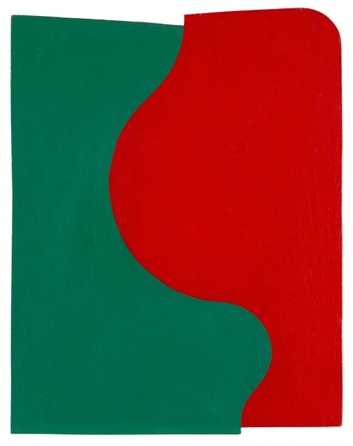 Red and Green - Antonio Llorens, Cecilia De Torres Ltd.
