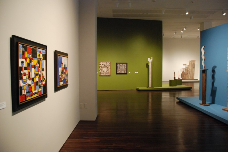 Matto exhibition at the Blanton Museum; Austin, Texas. - Francisco Matto, Cecilia De Torres Ltd.