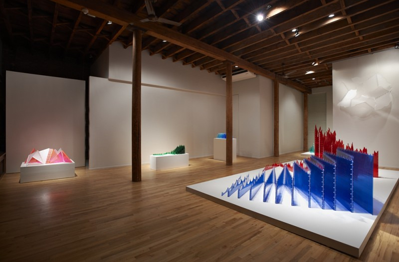 Installation at Cecilia de Torres, New York - marta chilindron, Cecilia De Torres Ltd.