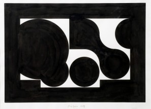 Black and White Forms - Rogelio Polesello, Cecilia De Torres Ltd.