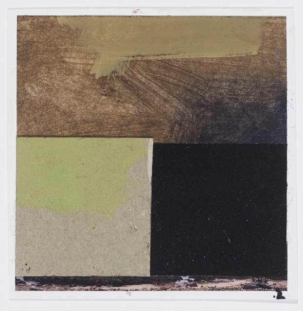 Two squares over step - Jesús Matheus, Cecilia De Torres Ltd.