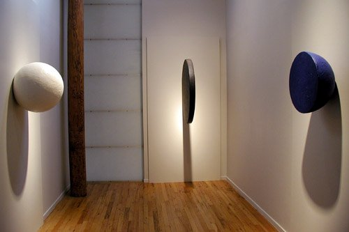 Installation at Cecilia de Torres, New York - Eduardo Costa, Cecilia De Torres Ltd.