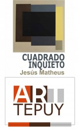 Jesus Matheus Exhibition at Artepuy Caracas