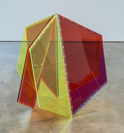 Marta Chilindron's 9 Trapezoids at Arts Brookfield, Houston