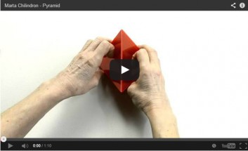 VIDEO: Pyramid - Marta Chilindron, Cecilia De Torres Ltd.
